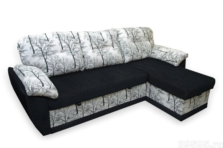 Бело черный диван в Московск.обл с доставкой